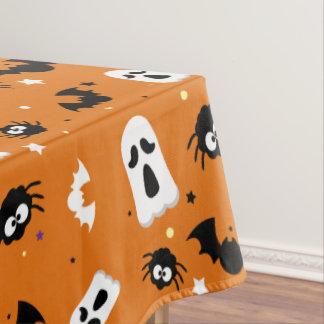 Halloween cute pattern tablecloth