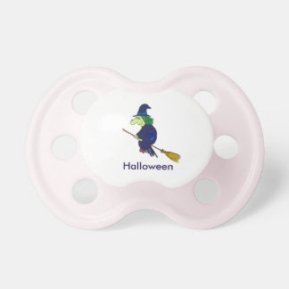 Halloween Cute Witch - Pacifier