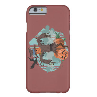 Halloween dark owl barely there iPhone 6 case