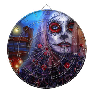 halloween dartboard