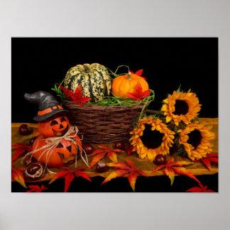 Halloween Decoration poster