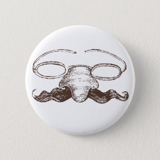 Halloween Disguise Button