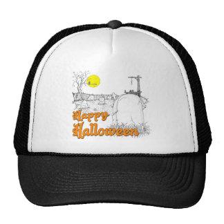 Halloween DIY Trucker Hat