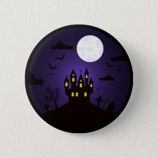 Halloween - Dracula's Castle Button