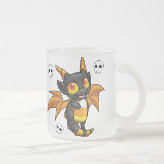 Halloween Dragon Mug