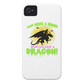 Halloween dragon tee Case-Mate iPhone 4 case