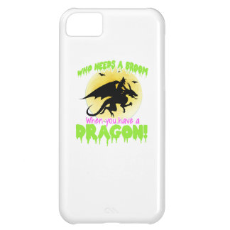 Halloween dragon tee cover for iPhone 5C