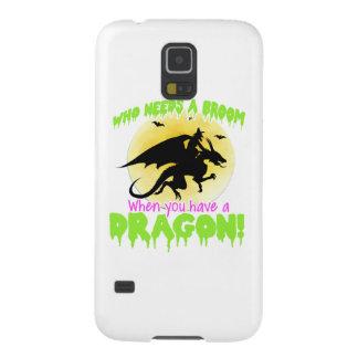 Halloween dragon tee galaxy s5 covers