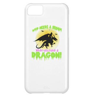 Halloween dragon tee iPhone 5C covers