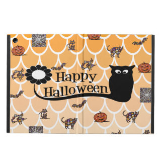 Halloween emoji Ipad case