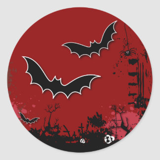 Halloween Envelope Seal Stickers