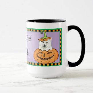 Halloween Eskie Mug
