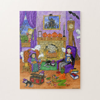 Halloween Eve Halloween Puzzle