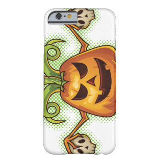 Halloween Evil Scary Pumpkin #2 Barely There iPhone 6 Case