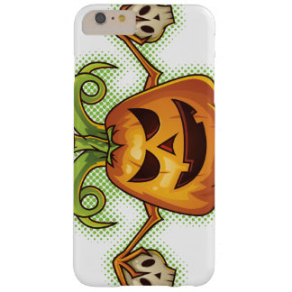 Halloween Evil Scary Pumpkin #2 Barely There iPhone 6 Plus Case