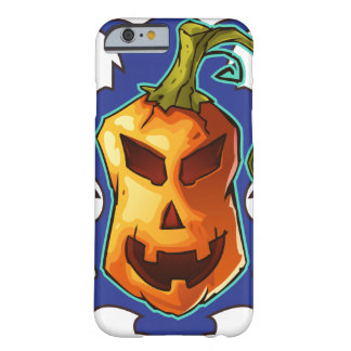 Halloween Evil Scary Pumpkin Barely There iPhone 6 Case