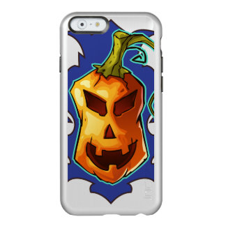 Halloween Evil Scary Pumpkin Incipio Feather® Shine iPhone 6 Case