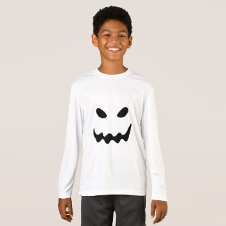Halloween Face T-Shirt