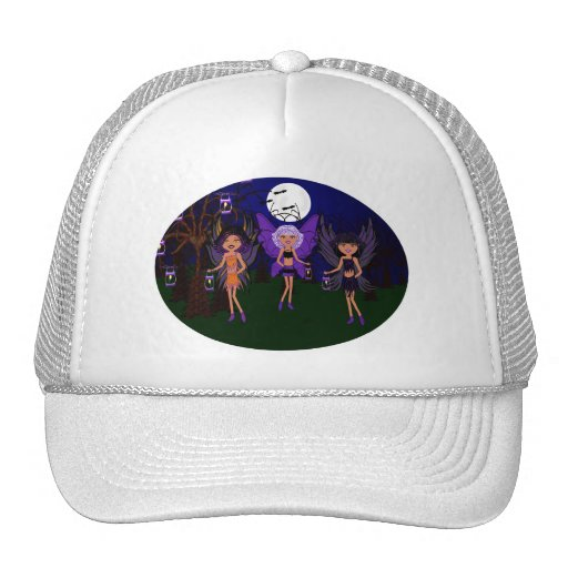 Halloween Faeries The Hallow Sisters Hats