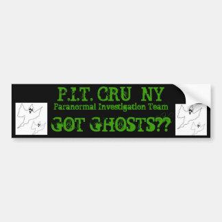 Halloween-fantôme-modèle, Halloween-fantôme-templ… Autocollant De Voiture