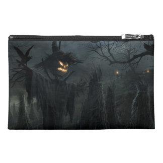 Halloween Field of Death Travel Accessory Bag