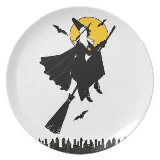 Halloween Flight Plate