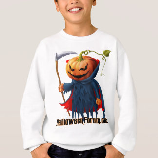 Halloween Forum 2010 Design - Light Sweatshirt