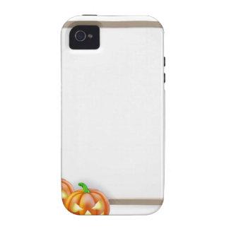 Halloween Frankenstein Sign iPhone 4 Covers