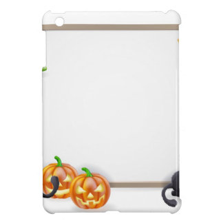 Halloween Frankenstein Sign iPad Mini Cases