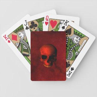 Halloween Games - Skulls - Playing Cards