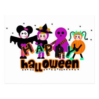 halloween GANG CARDS