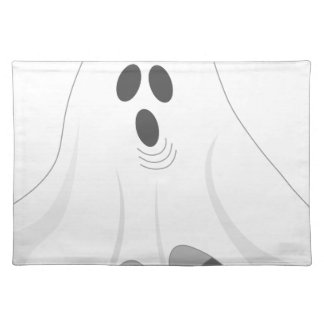 Halloween Ghost - BOO! Placemat