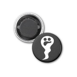 Halloween Ghost Cartoon Illustration 01 Magnet
