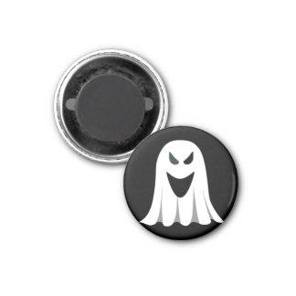 Halloween Ghost Cartoon Illustration 02 Magnet