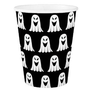 Halloween Ghost Cartoon Illustration 02 Paper Cup