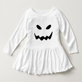 Halloween Ghost Face Dress