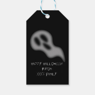 Halloween Ghost Gift Tag Pack Of Gift Tags