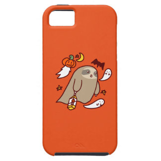 Halloween Ghost Sloth iPhone 5 Case