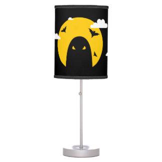 Halloween ghost table lamp