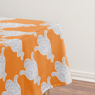 Halloween Ghost Tablecloth