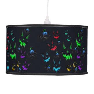 Halloween Ghostly Jack O' Lanterns Pendant Lamp