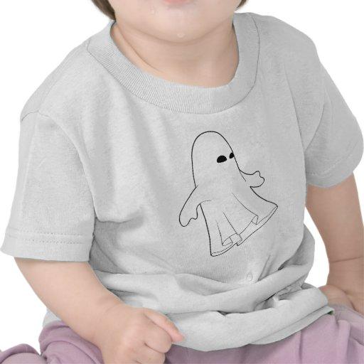 """Halloween Ghoul"" Tee Shirts"