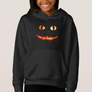 Halloween Girls Pullover Hoodie