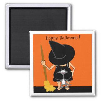 halloween gladys magnet