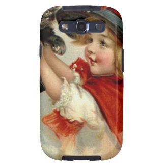 Halloween Greetings - Frances Brundage Samsung Galaxy SIII Cover