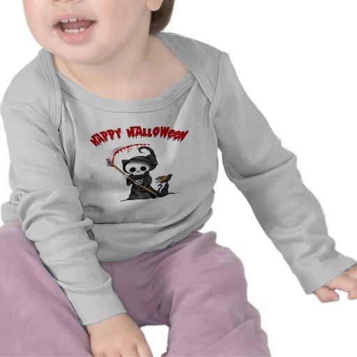 Halloween Grim Reaper Tshirt