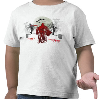 Halloween Grim Reaper Shirt