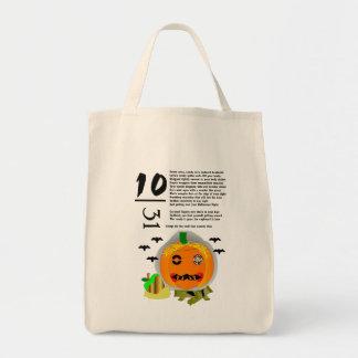 Halloween Hangover Tote Bag