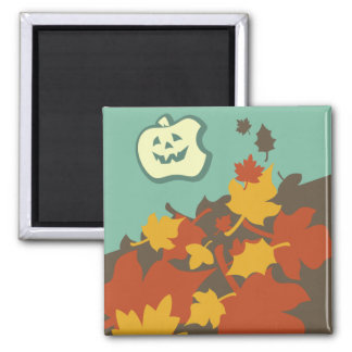 Halloween Harvest Magnet