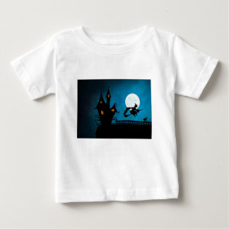 Halloween Helloween Witch's House The Witch Baby T-Shirt